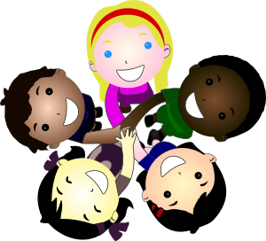 https://openclipart.org/detail/201655/five-kids-smiling-together